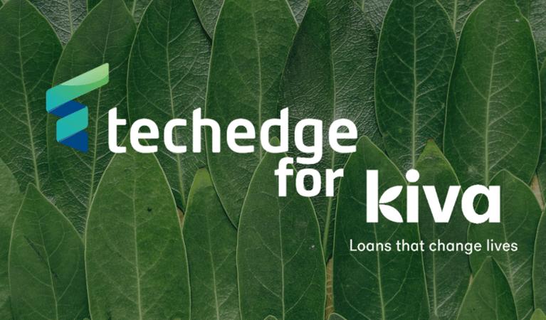 Techedge con Kiva: nuestra misión para apoyar a los emprendedores sociales