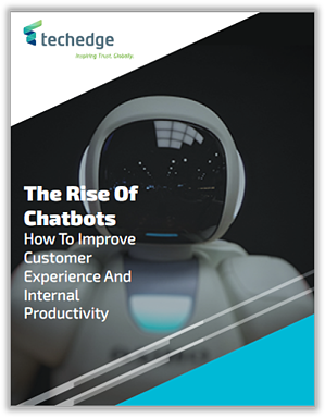 the rise of chatbots - cover