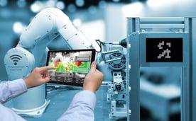digital advisory use case - factory digitalization