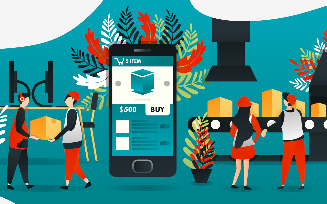 The Convergence of Manufacturing with the World of E-Commerce