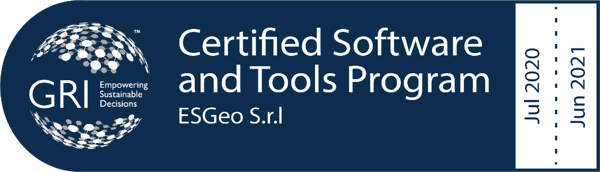 ESGeo Certified Software and tools program