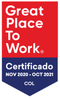 GPTW Certificado