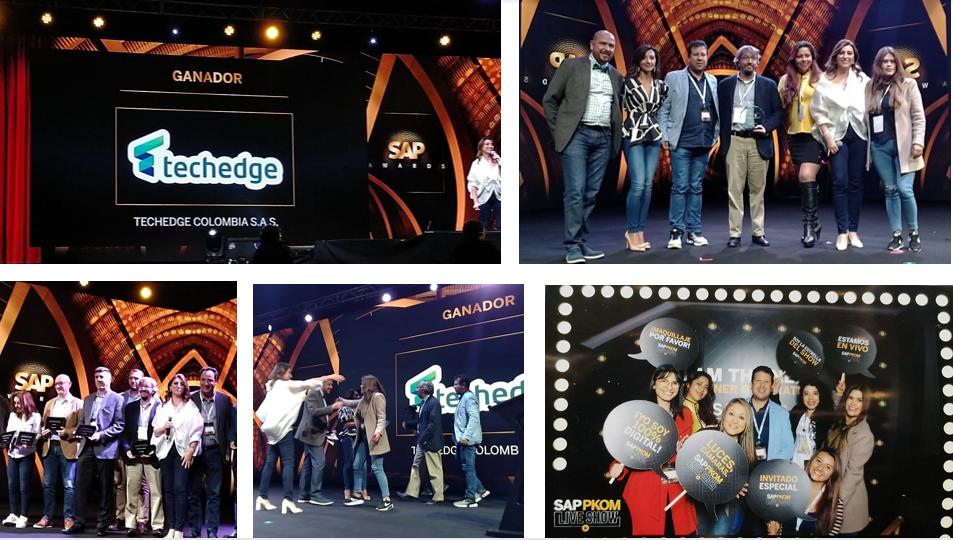 CO - Techedge premiación SAP PKOM LAC North 2020V2