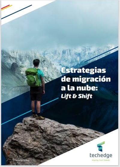 lift and shift estrategias de migración a cloud