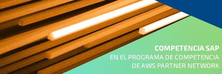 Techedge consigue la competencia SAP® en el programa de competencia de AWS Partner Network (APN)