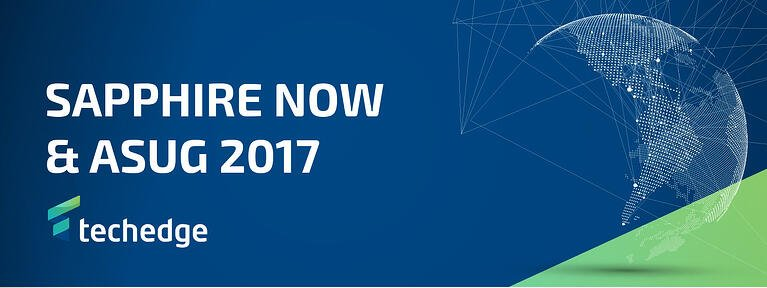 SAPPHIRE NOW & ASUG 2017: Simplifying and Complying in the Digital Landscape