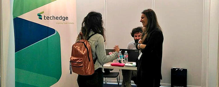 Techedge, en la feria de empleo Satelec