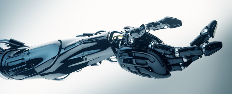 THE NEXT INDUSTRIAL REVOLUTION IS HERE, ARE YOU READY?