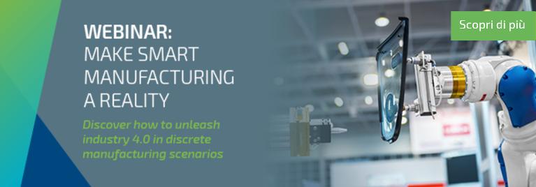 Webinar Smart Manufacturing