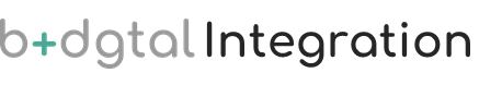 b+dgtal Integration Texto