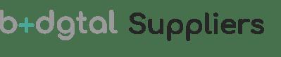 b+dgtal Suppliers