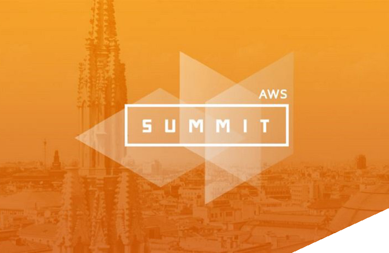 Join us at the AWS Summit in Milan