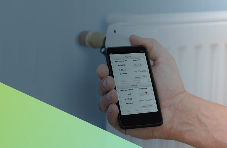 Energy Team Service gains competitive advantage with a simple, streamlined heat cost allocator solution