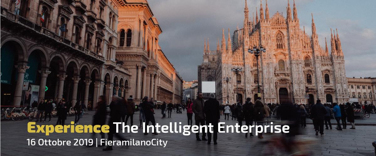 Techedge al SAP Now Milano 2019