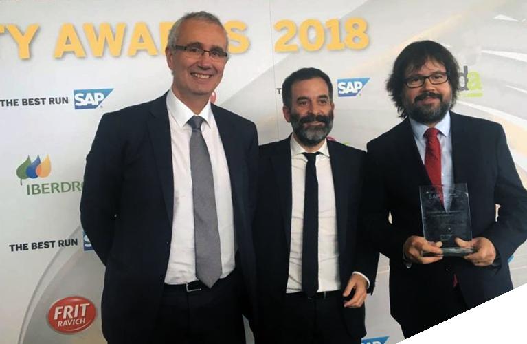 FGC, premio GOLD en los SAP Quality Awards 2018 por la migración a SAP S/4HANA realizada por Techedge