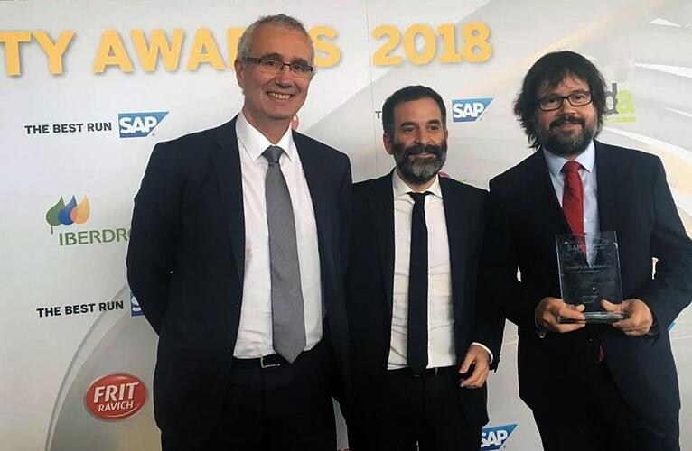 FGC earns Gold at the SAP Quality awards for the Migration to SAP S/4HANA performed by Techedge