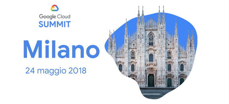 Google Cloud Summit Milano
