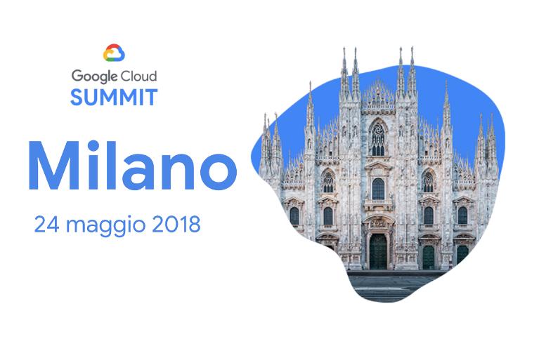 Techedge at the Google Cloud Summit Milano