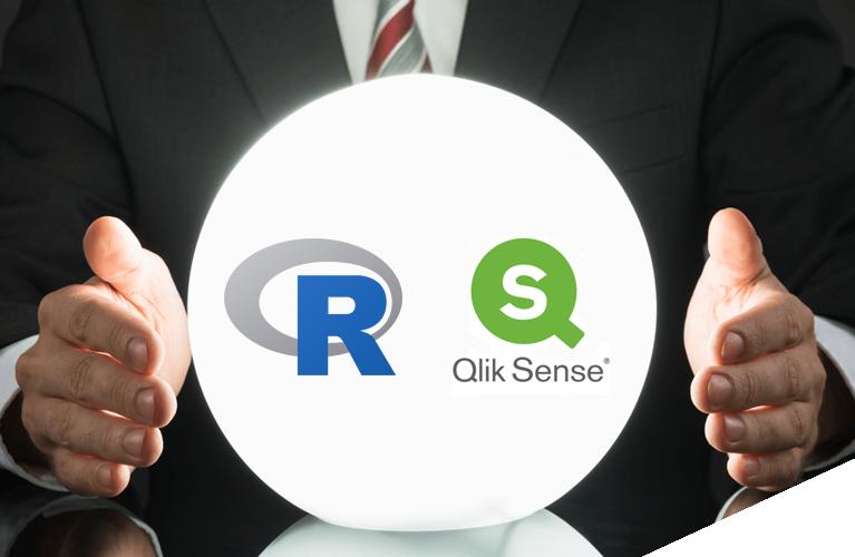 Qlik y R en la analítica predictiva