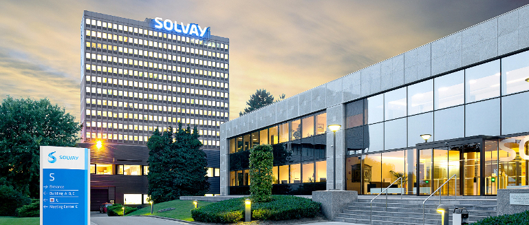The chemistry between Solvay and SAP Solution Manager's ChaRM