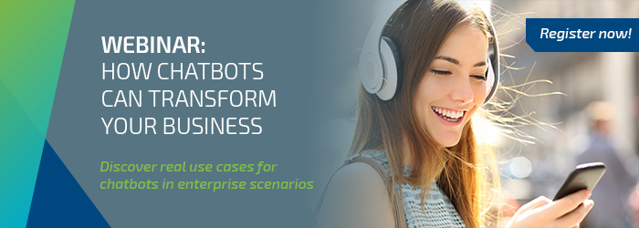 Webinar: How Chatbots Can Transform your Business