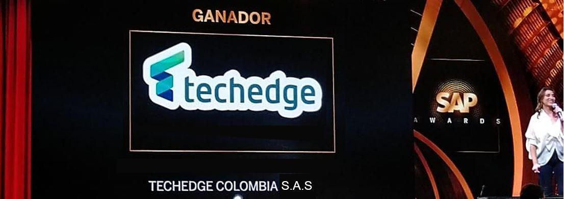 Techedge Colombia reconocido como 'Partner Move2S4/HANA, 2019'