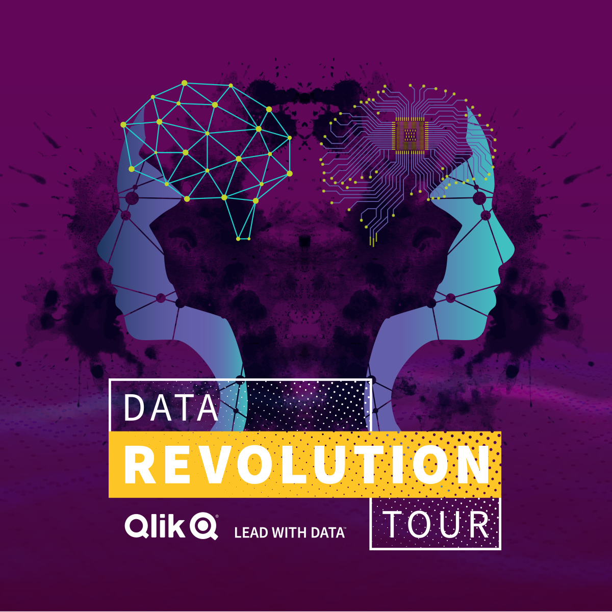 Techedge partecipa come Gold Sponsor a Qlik Data Revolution Tour Milano