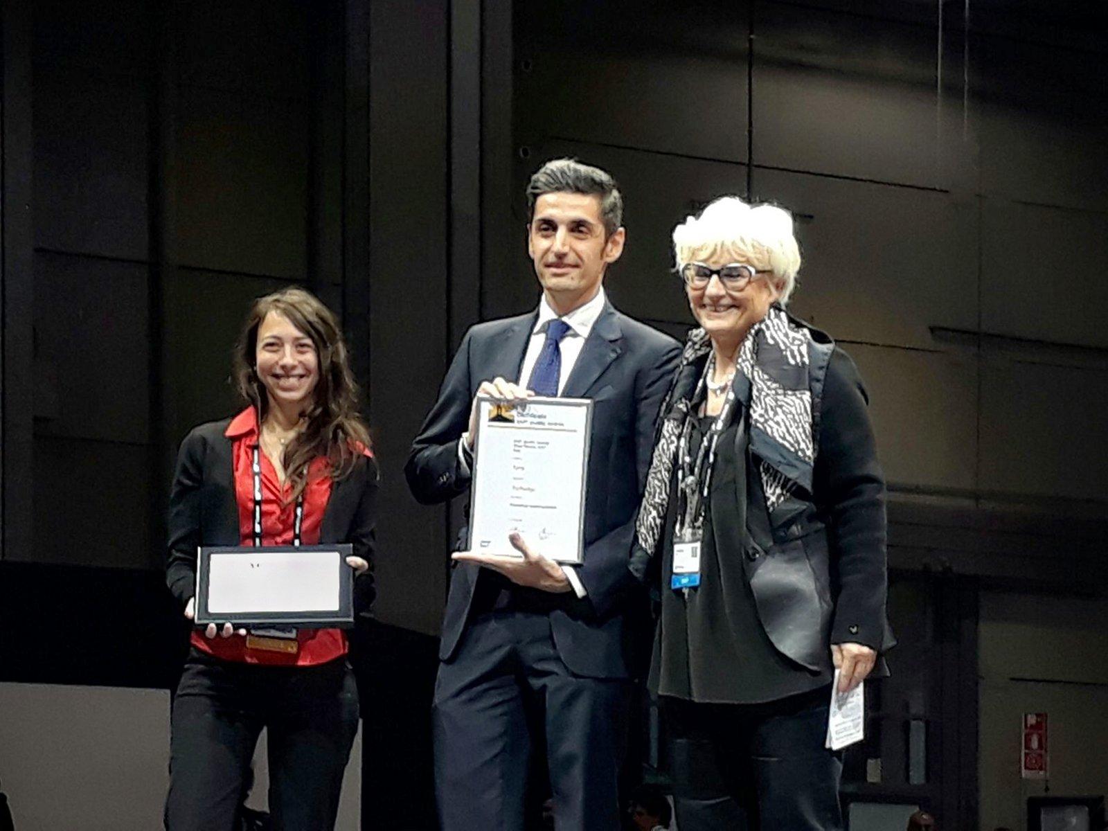 SAP Quality Awards: Techedge premiata nelle categorie Innovation e Cloud Innovation