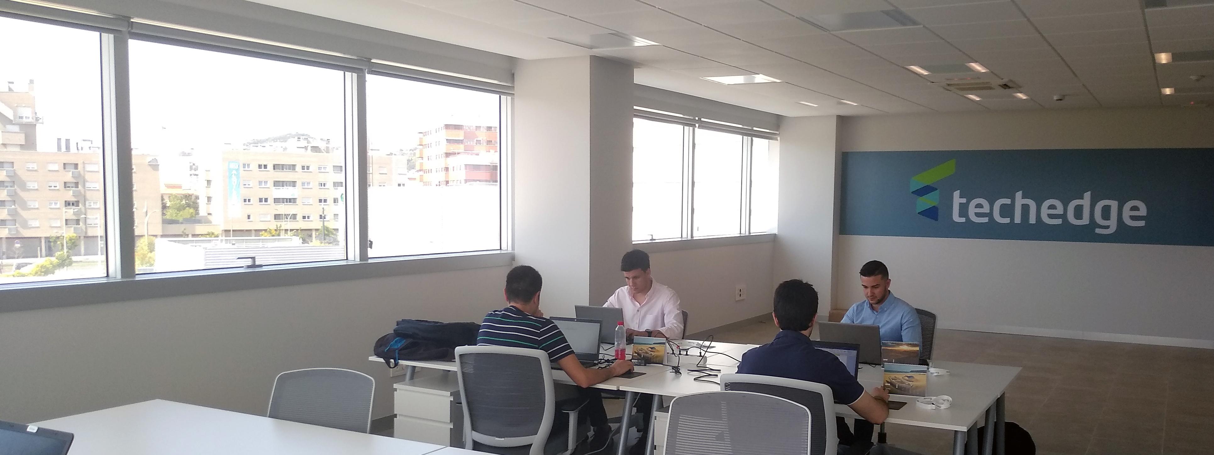 Techedge abre nuevas oficinas en Granada y León