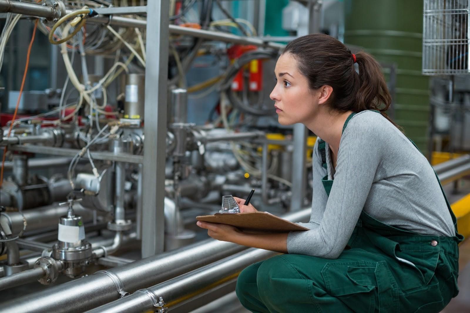 Quatro pilares para a boa gestão da indústria de manufatura