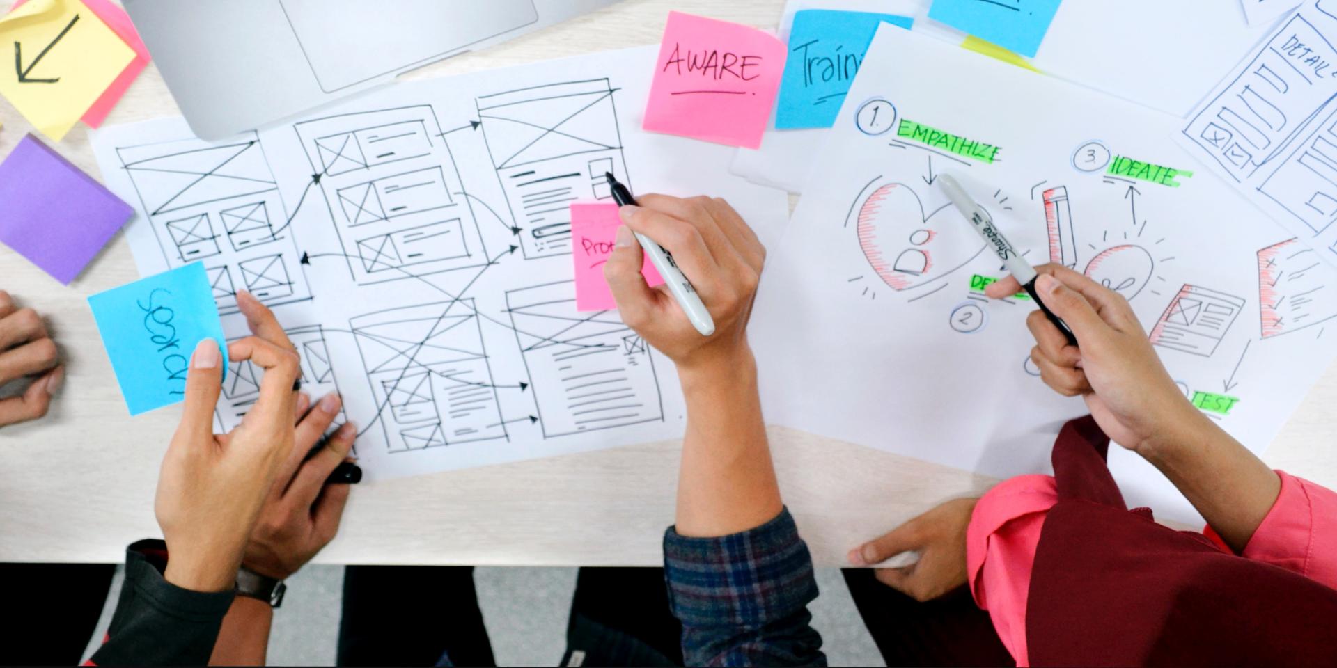 Design Thinking: de la empatía a la solución